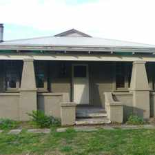 Rental info for CARINYA COTTAGE in the Melbourne area