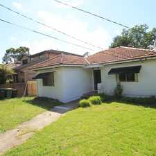 Rental info for APPLICATION APPROVED & DEPOSIT TAKEN in the Rydalmere area