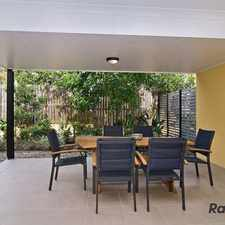 Rental info for Contemporary Split Level in the Brisbane area