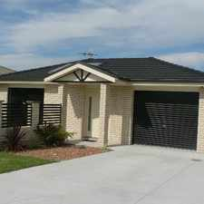 Rental info for Fantastic near new unit in the Taree area
