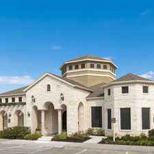 Rental info for Regency at Woodland Townhomes in the Conroe area