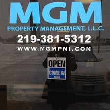 Rental info for MGM PROPERTY MANAGEMENT