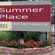 Rental info for Summerplace Apartments