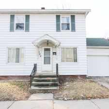 Rental info for Renovated section 8 house, move in fast in the East Toledo area