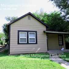 Rental info for 610 NW Grant St. in the 66608 area
