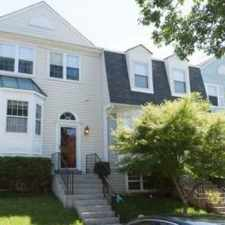 Rental info for $3000 3 bedroom Townhouse in Fairfax