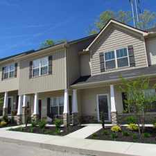 Rental info for Rivendell Townhomes in the Nashville-Davidson area