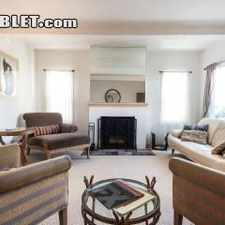 Rental info for $4997 3 bedroom House in Metro Los Angeles Miracle Mile District in the Los Angeles area