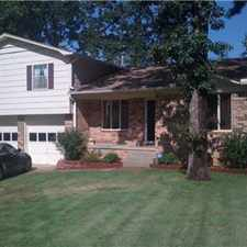 Rental info for Perfect Neighborhood and House in the Little Rock area