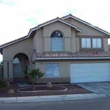 Rental info for 89031 - 4 bed 3 bath - L 3.16 in the Las Vegas area
