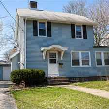 Rental info for Newly Renovated 3 Bedroom Cleveland Heights Coloni in the South Euclid area