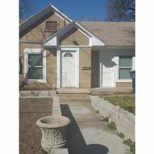 Rental info for Completely Remodeled Home In Bishop Arts in the Dallas area