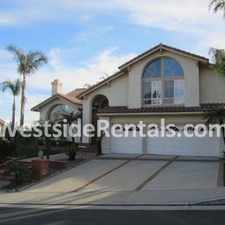 Rental info for Northridge Home in Gate-Guarded Community for Rent in the Porter Ranch area