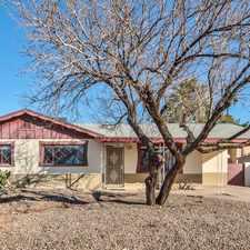 Rental info for 3 Bed 2 Bath in Scottsdale in the Phoenix area