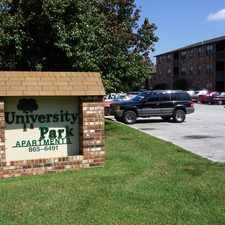 Rental info for University Park Apartments in the Springfield area