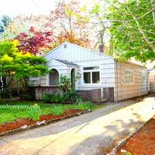 Rental info for 7033 N Greenwich Ave in the Arbor Lodge area