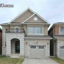 Rental info for 2480 3 bedroom Townhouse in Toronto Area Oakville