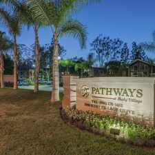 Rental info for Pathways at Bixby Village