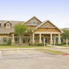 Rental info for Rosemont at Pecan Creek in the 76209 area