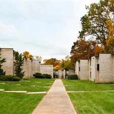 Rental info for Towne Crest Apartments and Townhomes