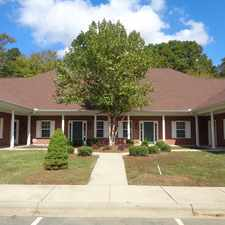 Rental info for 7116 Somerset Springs Drive