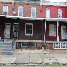 Rental info for 105 North Millick Street in the Overbrook area