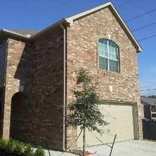 Rental info for 12802 Rocco's Trail in the Houston area