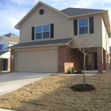 Rental info for 4149 Twinleaf Drive in the Fort Worth area
