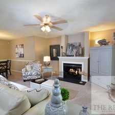 Rental info for 414 Regency Drive #101