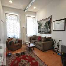 Rental info for 1309 North 15th Street #A