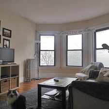 Rental info for Sartwell Ave & Cedar St in the Boston area