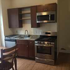 Rental info for Parker Hill Ave & Sunset St in the Brookline area