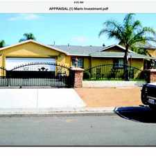 Rental info for House for rent in the Moorpark area