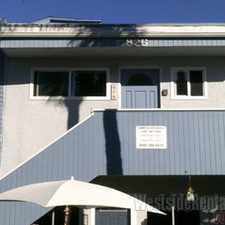 Rental info for Sept-May Beautiful Furnished Suite, Just steps to the Sand in the Mission Beach area