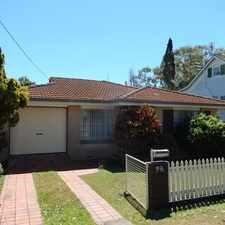 Rental info for 2 Bedroom Home in the Heart of Caloundra in the Sunshine Coast area