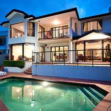 Rental info for Private Waterfront in Exclusive Estate in the Gold Coast area
