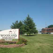 Rental info for The Woodland Apartments