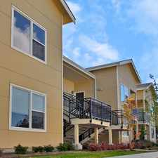 Rental info for Foothill Commons in the Bellevue area