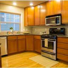 Rental info for Green Lake area of North Seattle townhouse in the Seattle area