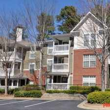 Rental info for Roswell Village