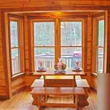 Rental info for Furnished 3 bedroom / 2 bath cabin with access to Fightingtown Creek.