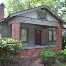 Rental info for 925 East Confederate Avenue Southeast