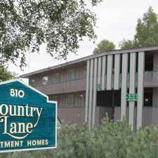 Rental info for Country Lane Apartment Homes
