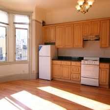 Rental info for Columbus Ave & Green St in the Telegraph Hill area