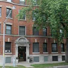 Rental info for 1515 E. 54th Street in the East Hyde Park area