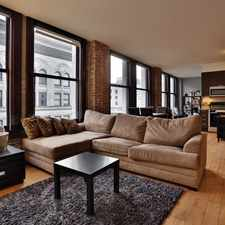 Rental info for 460 South Spring Street #1013