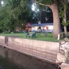 Rental info for Maison bord de l'eau lac Champlain
