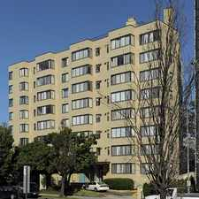 Rental info for Richman Towers in the Columbia Heights area