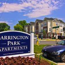 Rental info for Barrington Park