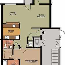 Rental info for 1 bedroom Apartment in Quiet Building - Chester